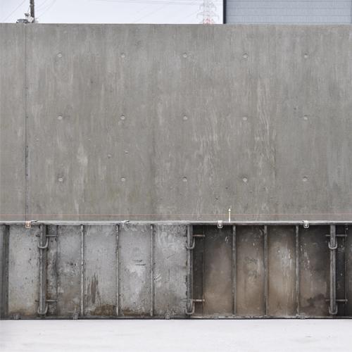 210529_直江町の家_基礎コンクリート打設