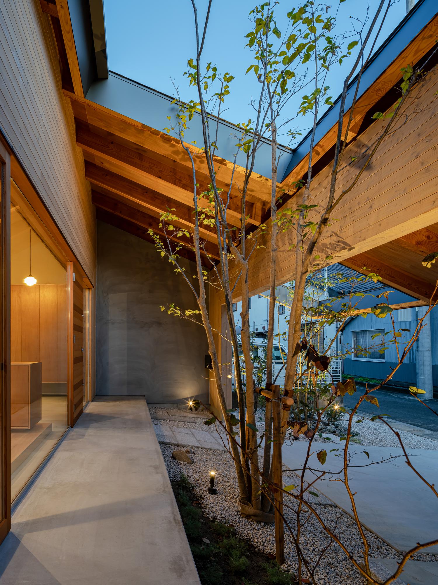 愛知・岐阜・三重・静岡・名古屋を中心に活動する建築家/建築設計事務所