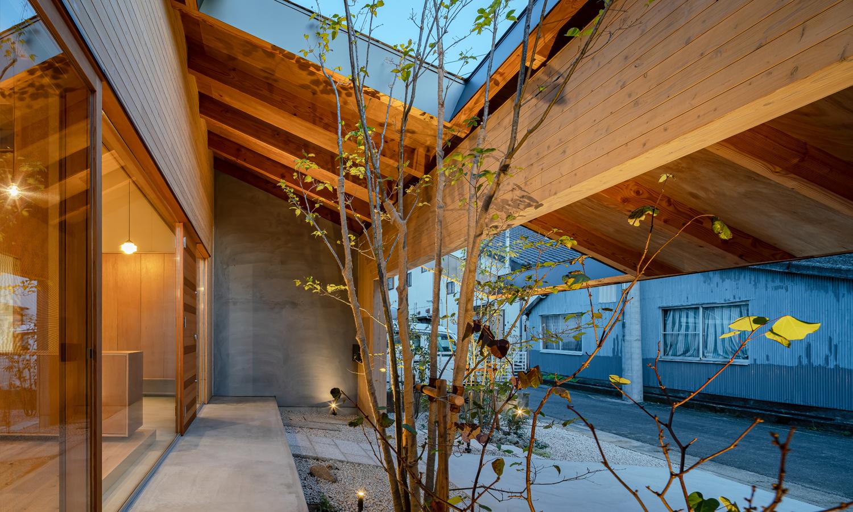 川本達也建築設計事務所は愛知・岐阜・三重・静岡・名古屋で活動する建築家/建築設計事務所