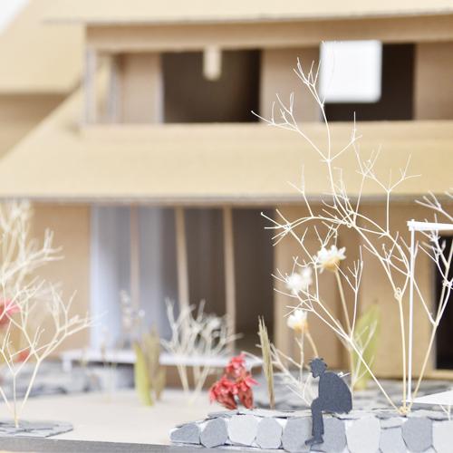小木の家_設計監理