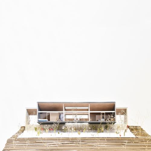 旭ヶ丘の家_設計監理