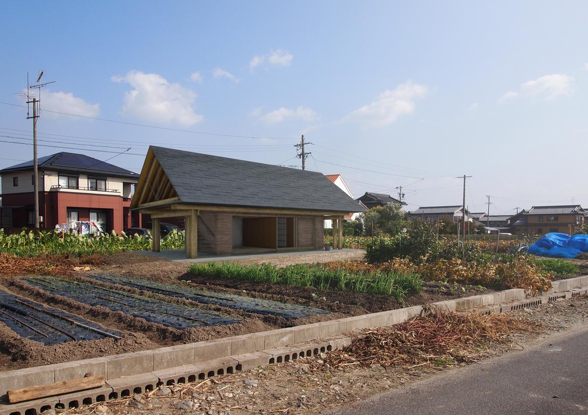 三重県三重郡での設計監理_川北の農小屋_02