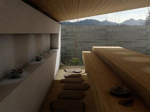 三重県四日市市での設計監理_菰野の茶室_icon