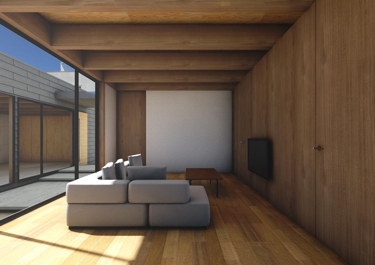 愛知県名古屋市での設計監理_則武の家02_04